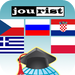 Jourist Vocabulary Builder. Southern and Eastern Europe